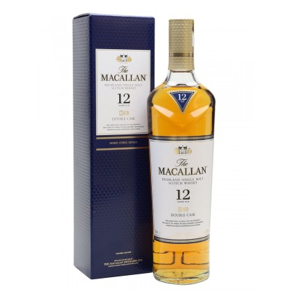 The Macallan 12 Years Old Double Cask